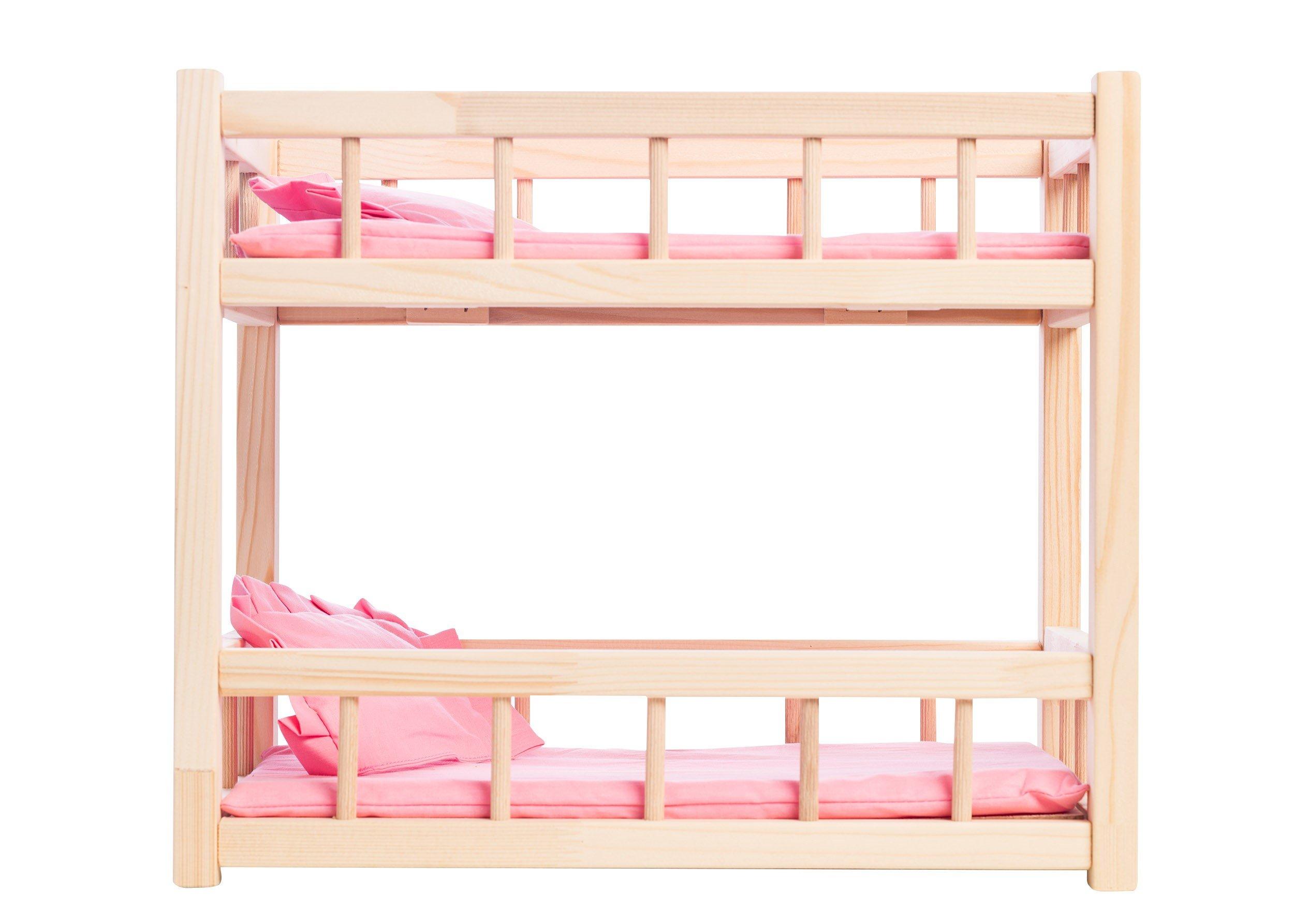 Letto A Castello Per Bambole.Ri926d983 House Of Toys Letto A Castello Per Bambole Amazon