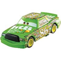 Mattel Disney/Pixar Cars, 2015 Piston Cup Die-Cast Vehicles, Chick Hicks #1/18, 1:55 Scale