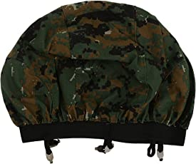 Generic Tactical Military Multicam Advanced M88 Helmet Cover Hunting Camping Paintball CS Game Helmet Shield