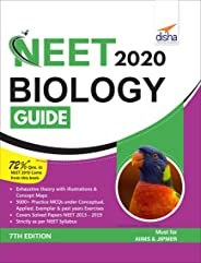 NEET 2020 Biology Guide - 7th Edition