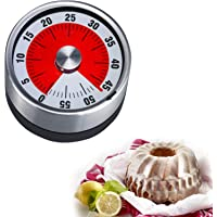 Westmark 10902260 nbsp Futura Timer da Cucina Metallo Argento 7 nbsp x 6 nbsp x 1 nbsp cm