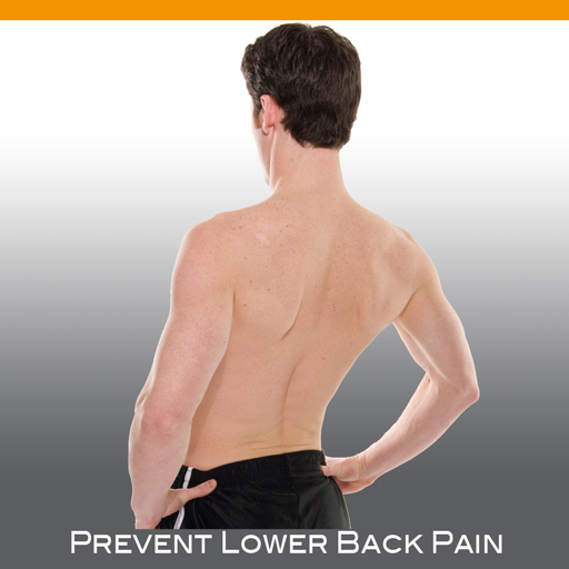 Prevent Back Pain: Exercises for a Correct Posture and a Strong Lower Back