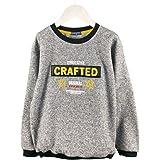BOBITO Sweatshirt für JungenPullover mit Motorradhelm Logo