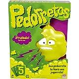 Mattel Games Pedorretas, juegos de mesa para niños (Mattel DRY35)