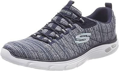 Skechers Damen Empire D'lux 12820 Sneaker, blau: GZbbE