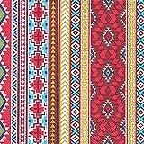 20 Stück Serviette 33x33 cm Mexiko modern zeitlos Muster Kacheln