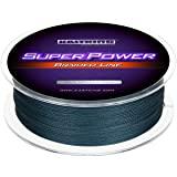 KastKing Angelschnur, Geflochten Superpower–maximal Abriebfeste–Nicht ausziehbar–klein Durchmesser