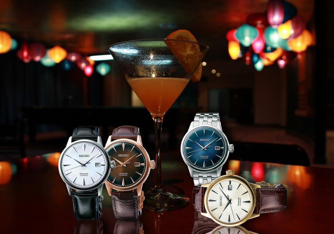 Seiko Analog White Dial Men's Watch – SSA341J1