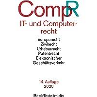IT- und Computerrecht CompR (Beck-Texte im dtv)