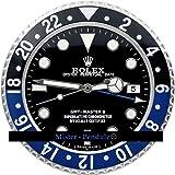 Rolex - Orologio da parete replica Rolex Submariner Hulk Rolex con lunetta verde
