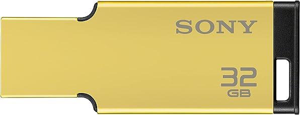 Sony 32GB USB 3.1 Flash Drive (Gold)