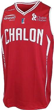 Elan Chalon Maillot Officiel Extérieur 2019-2020 Basketball Mixte