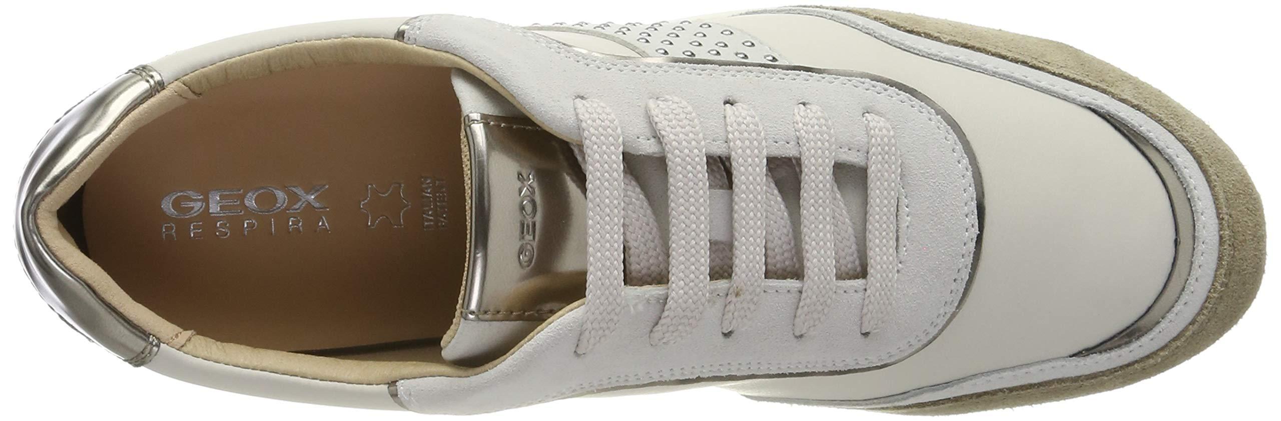 Geox Damen D Tabelya A Sneaker 7