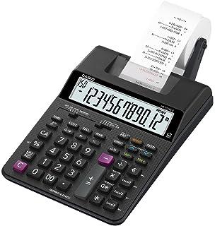 12 stelliger Taschenrechner. Casio HR-8RCE Drucker