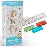 Babywohl Termiskt bälte plus anti-kolik bälte och baby varmvattenflaska
