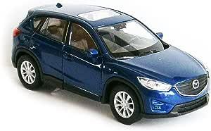 Welly Mazda Cx 5 Metall Modellauto Auto Modell Spielzeugauto 4 Farben 64 Blau Metallic Küche Haushalt