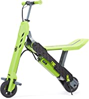 MGA VIRO RIDE VEGA - GREEN - Electric Scooter for Kids - One Year Warranty