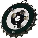 Playtastic Kronkorken Dart: Magnetisches Kronkorken-Dartspiel mit 6 Kronkorken, Ø 24 cm (Dartscheibe für Kronkorken)