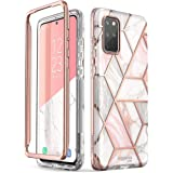 i-Blason Cosmo Series Case for Samsung Galaxy S20+ Plus 5G (2020 Release), Stylish Glitter Protective Bumper Case Without Bui