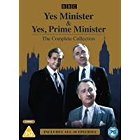 Yes Minister and Yes Prime Minister - Complete…
