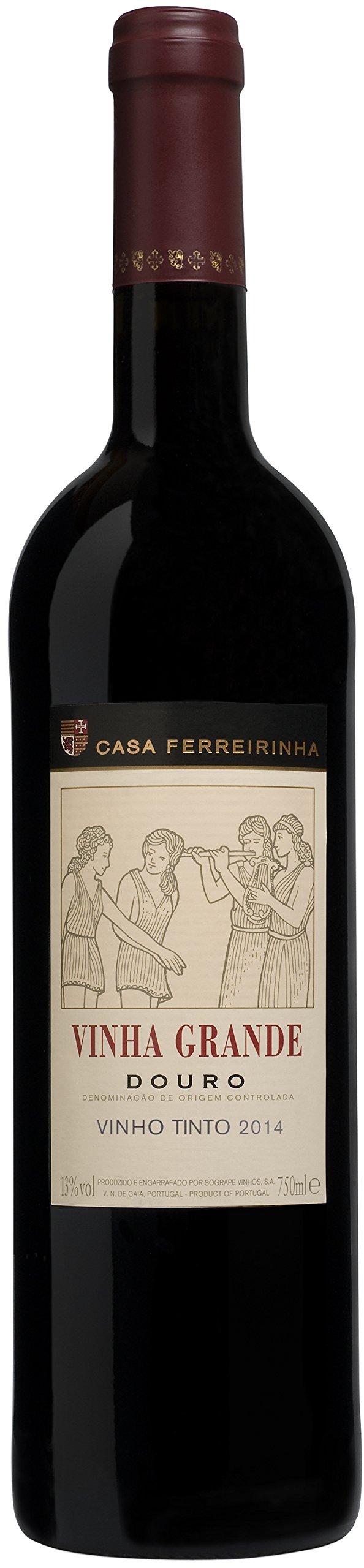 Casa-Ferreirinha-CASA-FERREIRINHA-2014-Vinha-Grande-rotwein