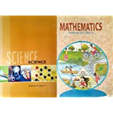 NCERT Science And Mathematics Textbook For Class - 10 ( Set Of 2 Books )