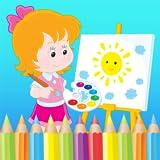 Livre de coloriage pour enfants - application de peinture et de dessin pour un apprentissage éducatif et créatif gratuit pour les enfants!...
