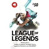 League of Legends £50 Gift Card | Riot Points