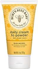 2 Pack - Burt's Bees Baby Bee Cream-To-Powder 4 oz
