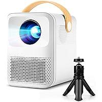 Mini Projecteur, PODOOR Videoprojecteur Native 1920*1080P Full HD 1080P Retroprojecteur Portable, 5800 Lumens Projecteur…