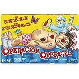 Hasbro Gaming B2176B09 Operación - Juego para niños, 6+ años