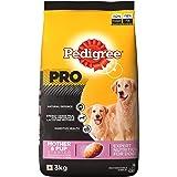 Pedigree PRO Expert Nutrition Lactating/Pregnant Mother & Pup (3-12 Weeks) Dry Dog Food, 3kg Pack