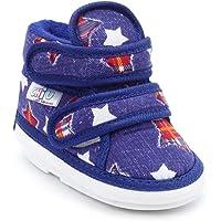 Hopscotch CHiU Unisex Baby Booties