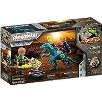 Playmobil - Dino Rise - Deinonychus - Accessoires Inclus - 70629