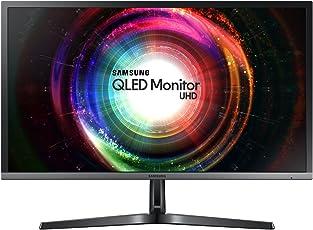 Samsung U28H750UQU 70,8 cm (28 Zoll) Monitor (HDMI, DVI, 1ms Reaktionszeit) Schwarz