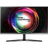 """Samsung U28H750UQU 27.9"""" 4K Ultra HD TN Noir Plat écran plat de PC - Écrans plats de PC (70,9 cm (27.9""""), 3840 x 2160 pixels, LED, 1 ms, 300 cd/m², Noir)"""
