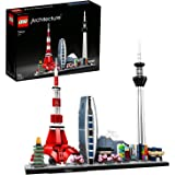 LEGO 21051 Architecture Tokyo Model Skyline Collection, Collectible Building Set