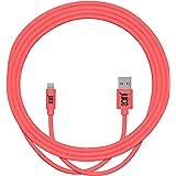 Juice XL kabel do ładowania i synchronizacji Apple Lightning, koral