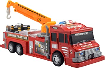 Lukas Crane Toy for Kids, Toy Crane Truck, Crane Truck Toy
