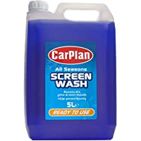 CarPlan ASW055 All Seasons Ready Mixed Screenwash 5L