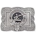 MacMillan Clan Crest Kilt Belt Buckle
