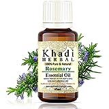 KHADI NATURAL herbal 100% Pure & Natural Rosemary Essential Oil