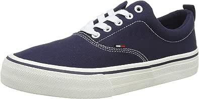 Tommy Jeans Classic Sneaker, Scarpe da Ginnastica Uomo