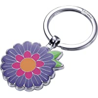 TROIKA FLORA – KR18-02/PU – Portachiavi – Fiori - prato fiorito - primavera - colorato – metallo pressofuso/smalto…
