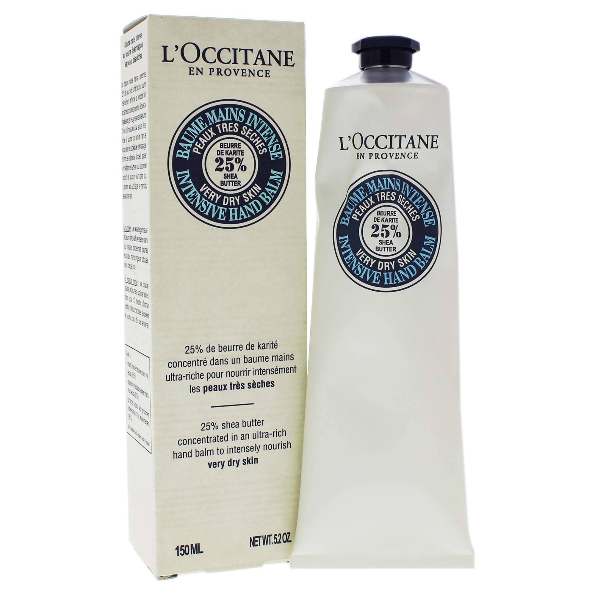 Bálsamo de manos intenso karité – 150 ml – l'occitane.