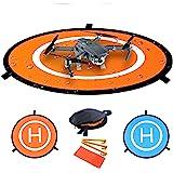 Fstop Labs Drone y Quadcopter Landing Pad Inch(80Cm) 32 RC avión Aterrizaje Suave Superficie del Engranaje Hechos de Goma Imp