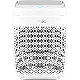 Zigma Purificador de Aire, Filtro 5en1 Hepa H13, de Carbón Activado, Antibacteriano 99%, Purificador Aire Hepa con UV-C, Elim