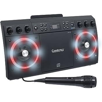 Giochi Preziosi - Canta Tu Light&Sound Macchina Karaoke