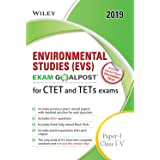Wiley's Environmental Studies (EVS) Exam Goalpost for CTET and TETs Exams, Paper - I, Class I - V, 2019