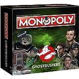 Monopoly Ghotsbusters Edition - Bringen Sie die berühmt-berüchtigten Ghostbusters-Orte in Ihren Besitz (Deutsch)
